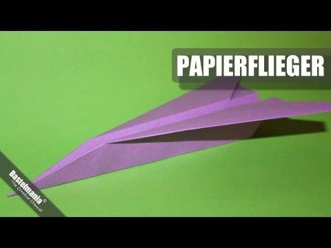 der beste geradeausflug eines papierfighter papierflieger. Black Bedroom Furniture Sets. Home Design Ideas