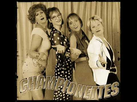 Fc De kampioenen  The Championettes -  Vlaamse Medley