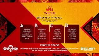 [DOTA 2 LIVE PH]Keen Gaming vs Deutschlando Bo2| WESG GrandFinals |Group stage DAY 1 |