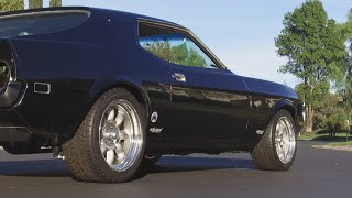 Vintage Wheels for Muscle Cars with Big Brakes - The Mustang Project gets ET Mags and BFG Tires!