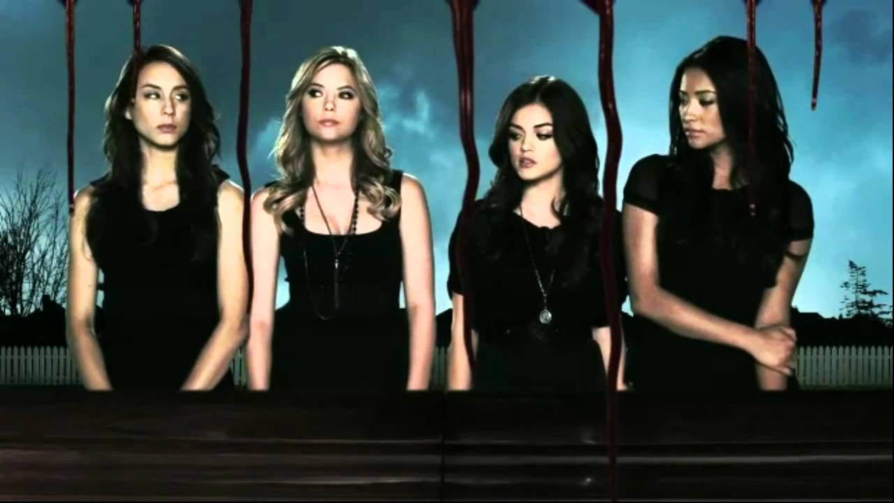 pretty little liars 2x13 halloween opening theme hq youtube - Halloween Episodes Of Pretty Little Liars