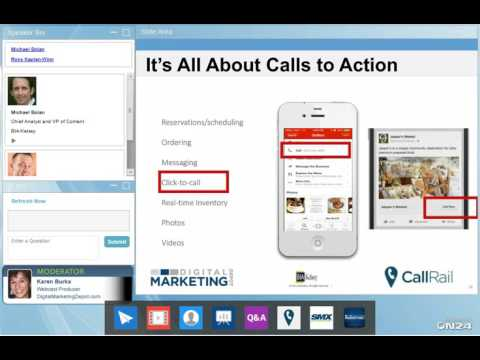 Call Tracking and Analytics 101: Tactics to Improve Online/Offline Channel Efficiency