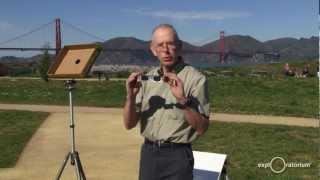 How to Make a Solar Eclipse & Sun Viewer I Exploratorium