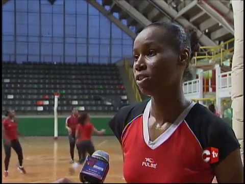 T&T Netball Team Confident About Advancing To World Championships