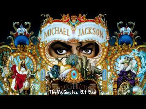 Michael Jackson - Why You Wanna Trip On Me - TheMJQuotes 5.1 Edit