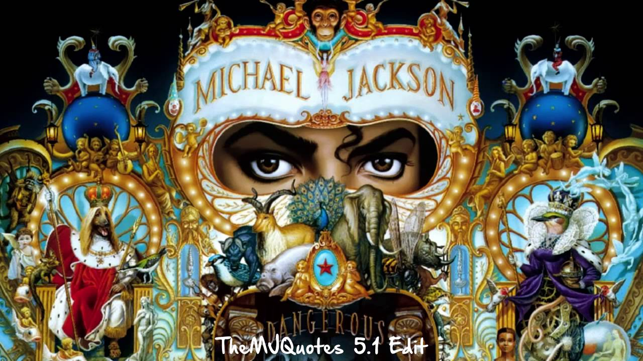 Download Michael Jackson - Why You Wanna Trip On Me - TheMJQuotes 5.1 Edit