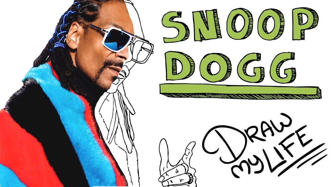 SNOOP DOGG | Draw My Life - YouTube