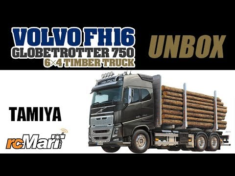 tamiya 1 14 volvo fh16 globetrotter 750 6x4 timber truck. Black Bedroom Furniture Sets. Home Design Ideas