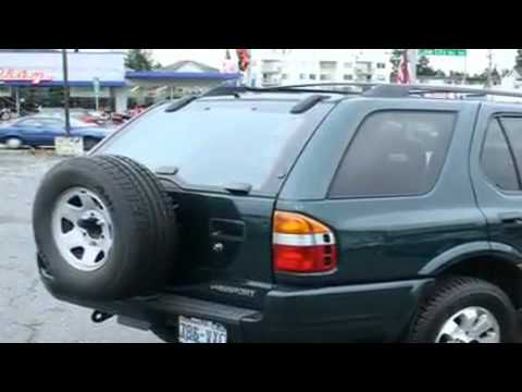 1999 Honda Passport Seattle WA 98125