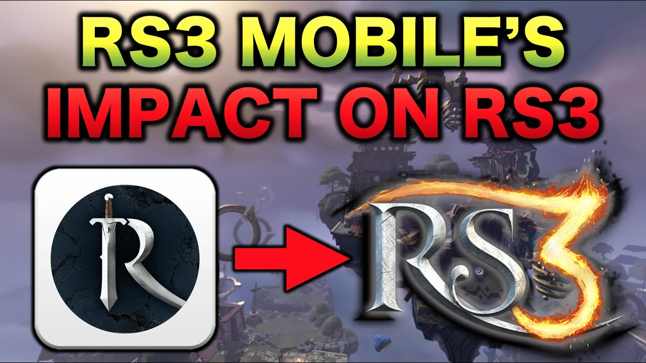 The Potential Impact RS3 Mobile May Have on RuneScape 3