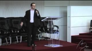 Pastor Lediel dos Santos - A moeda na boca do peixe