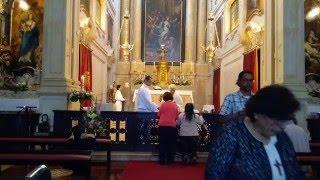 Missa Cantada pelo Padre Doutor Armindo Borges (parte 3)