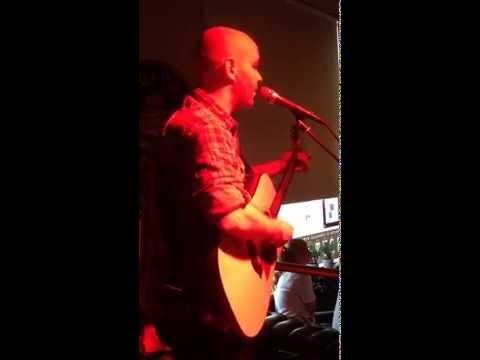 Kalle Shuman playing at Southside Pub @stockholm