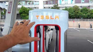 Vegas V3 Tesla Supercharger ISN
