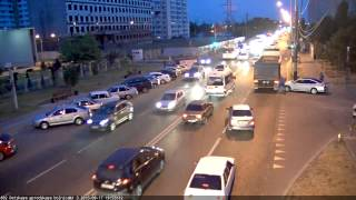 ДТП на ул. Лукьяненко 97 17.08.15