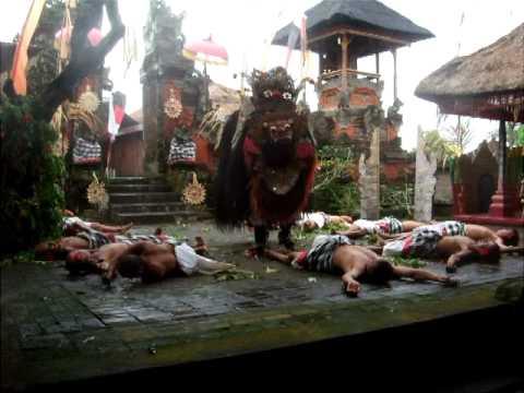 Theater auf Bali