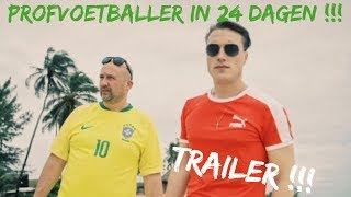 Wordt Noah profvoetballer in 24 dagen? #trailer