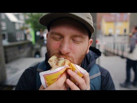 ICELANDIC FOOD TASTING