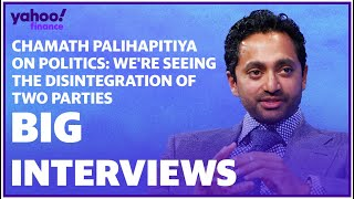 Chamath Palihapitiya talks US politics and why he is a big fan of AOC