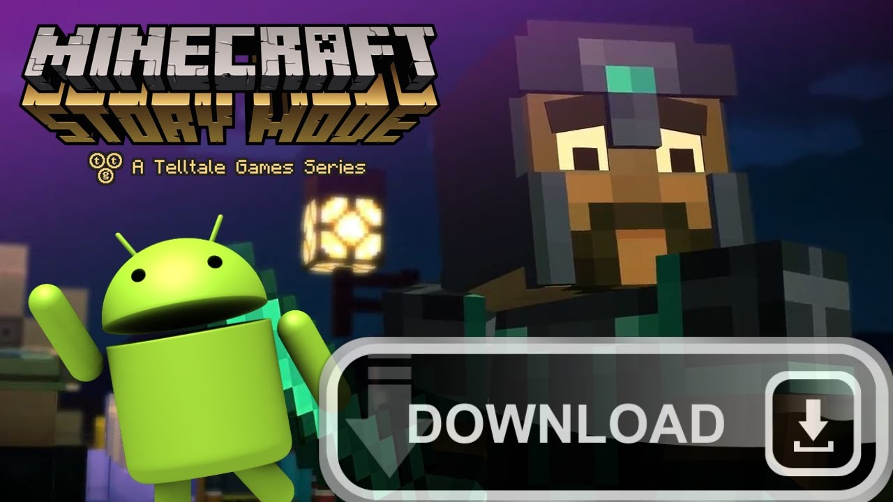 Minecraft: Story Mode Mod APK - GameModDownload.com