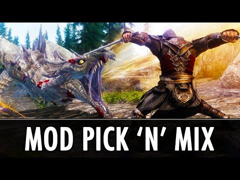 Skyrim Mod: Pick 'n' Mix