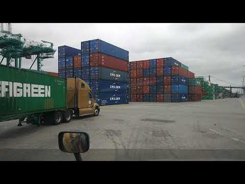 Evergreen port california
