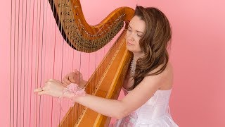 Relaxing Harp Music, Calming Music, Relaxation Music, Meditation Music, Instrumental Music, ☯3346