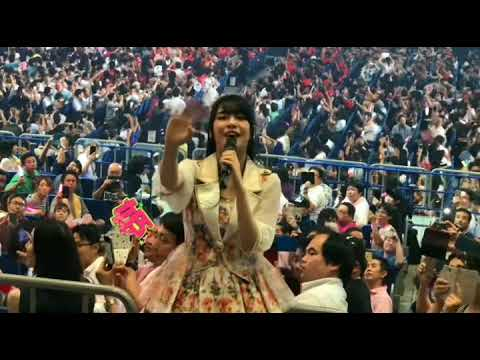 BNK48 Cherprang Anata Ga Ite Kureta Kara งานคอนเสิร์ตขอบคุณเลือกตั้ง