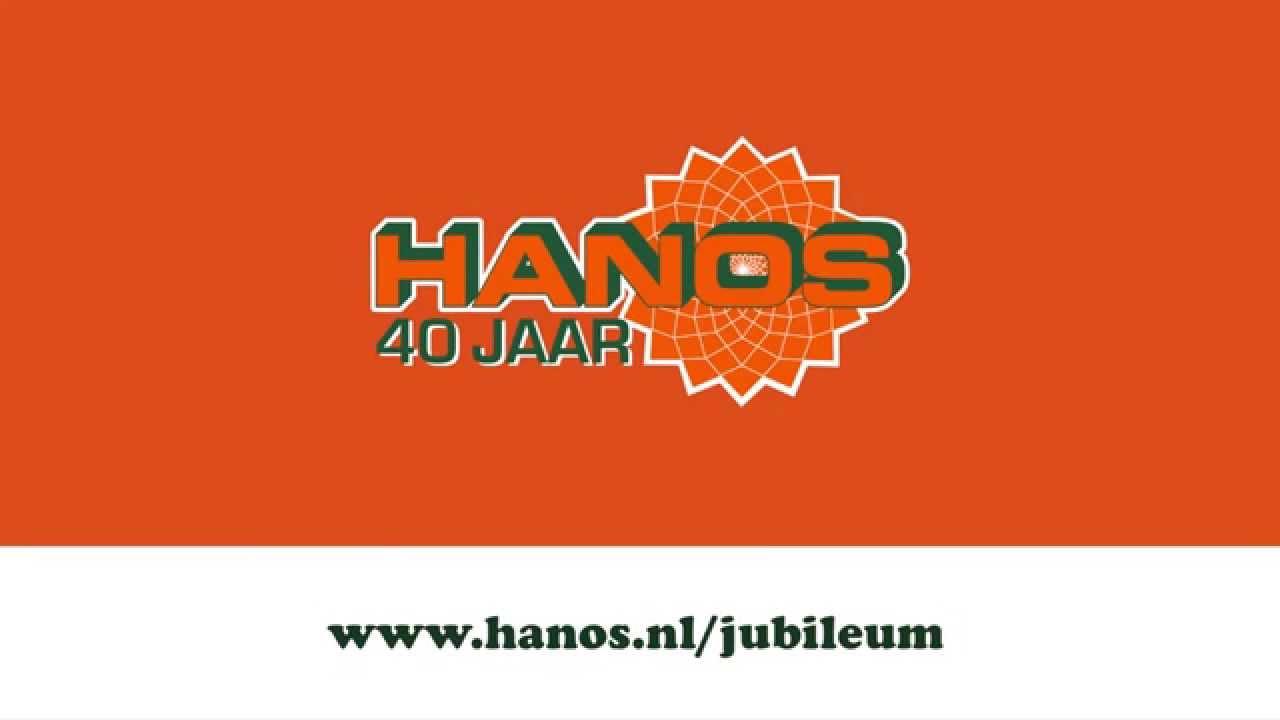 hanos 40 jaar HANOS bestaat 40 jaar   2015 groots jubileumjaar!   YouTube hanos 40 jaar