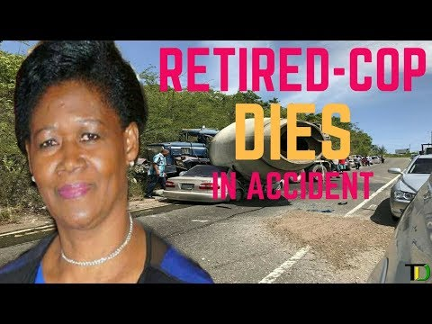 Retired Cop CRUSHED to DE@TH on Spur Tree...
