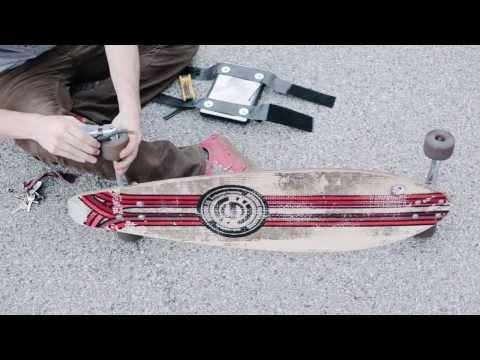 Kickr: Electric Longboard Motor