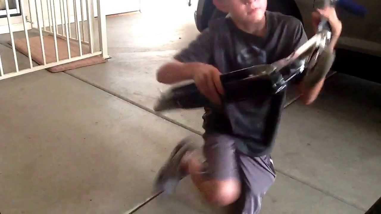 Razor A2 Kick Scooter Review