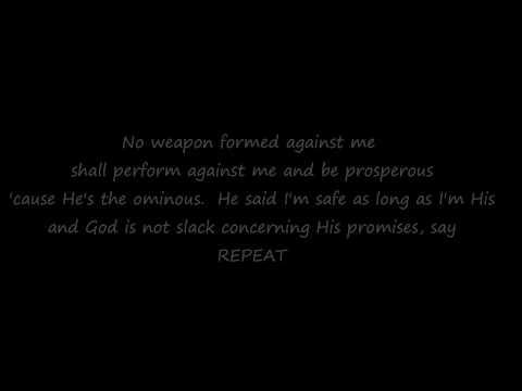 No Weapon w/ Lyrics