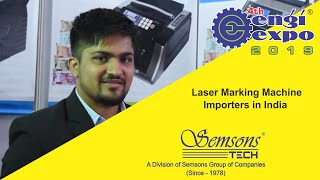 Laser Marking and Currency Counting Machine | Importers In India