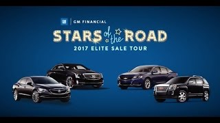 GM Financial's Stars of the Road