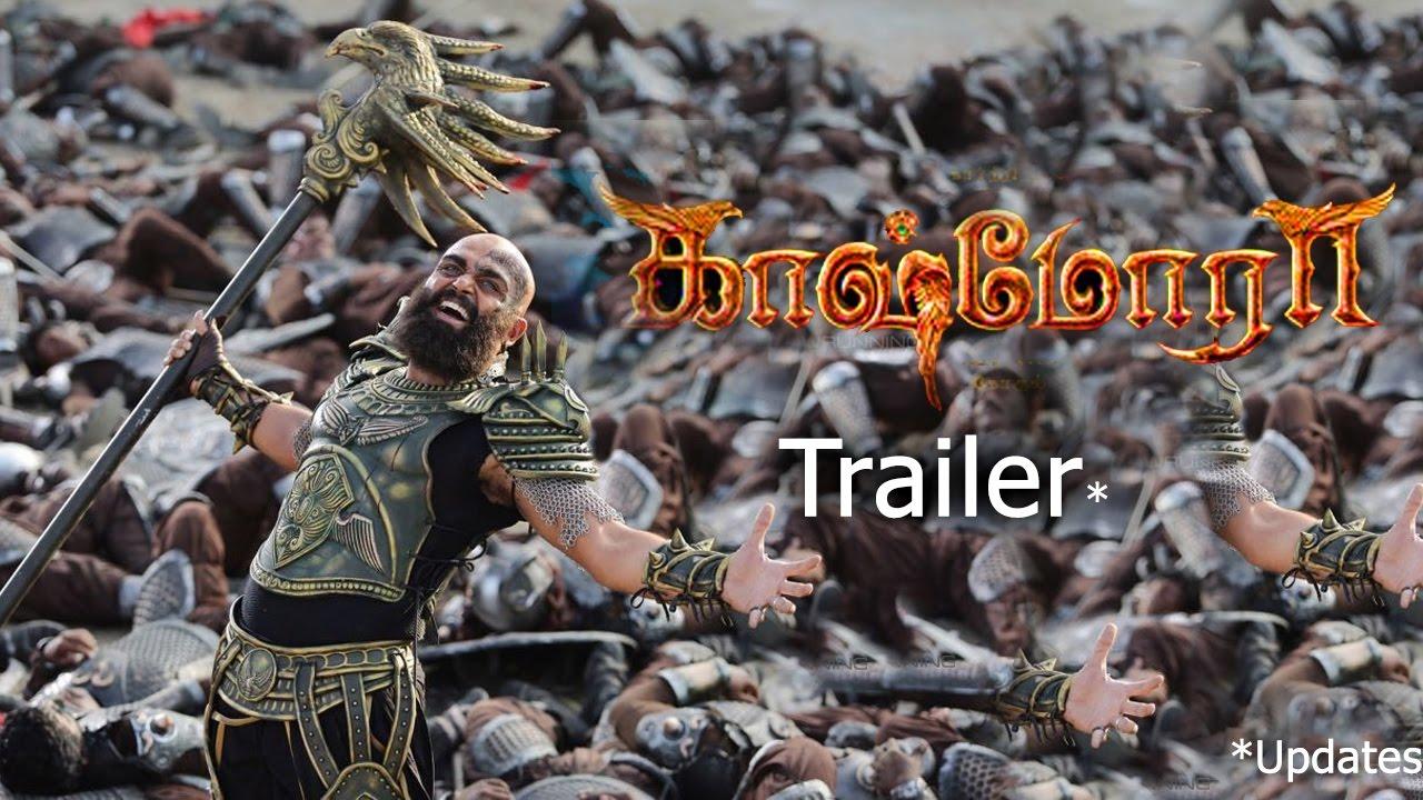Kaashmora Trailer | Karthi, Nayanthara, Sri Divya | Santhosh Narayanan | Tamil Movie 2016 Updates