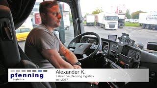 LKW Logenplatz - Interview mit Alexander