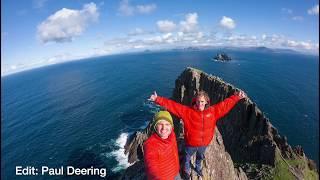 Kayaking to Skellig Michael - Ireland - Kerry - Star Wars Island