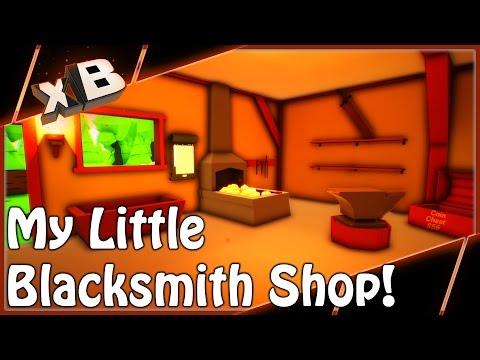 GREATEST. BLACKSMITH. EVER! :: My Little Blacksmith Shop