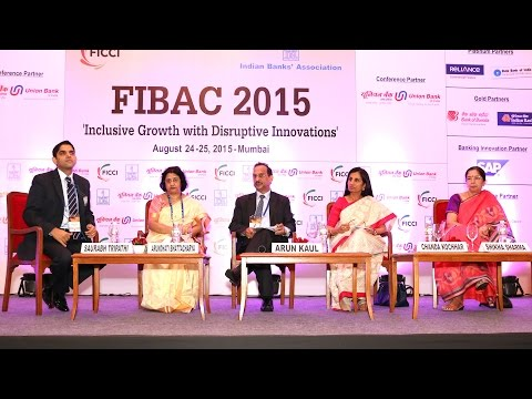 FIBAC 2015 Session 2: Models of Successful Bank Responses to Disruption across the Globe