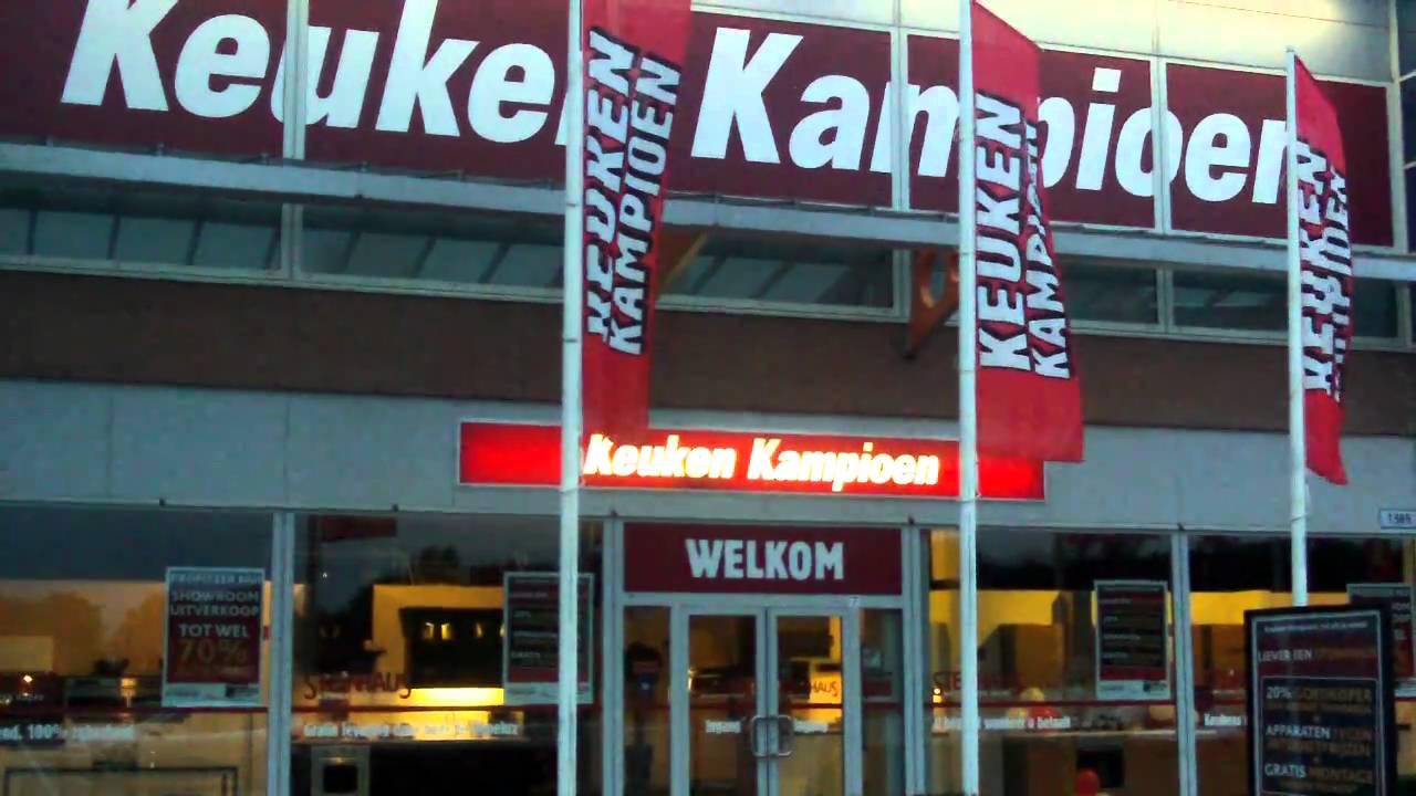 Keuken Kampioen Breda : Keukenkampioen keukenzaak breda youtube
