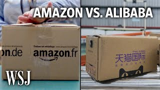 Alibaba Challenges Amazon With a Promise: Fast Global Shipping   WSJ
