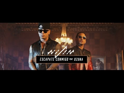 Wisin - Escape Me ft. Ozuna (LYRICS)