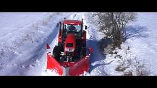 Zetor - Уборка снега(, 2014-01-16T22:39:34.000Z)