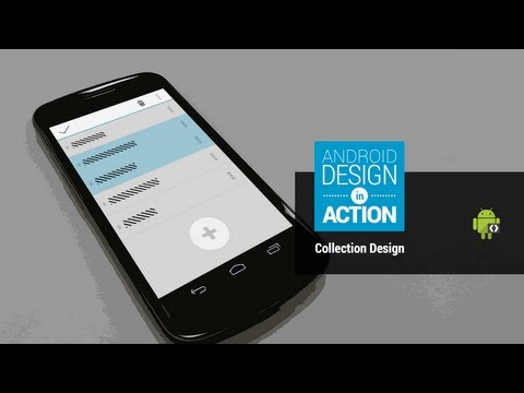 Android Design in Action: Collections