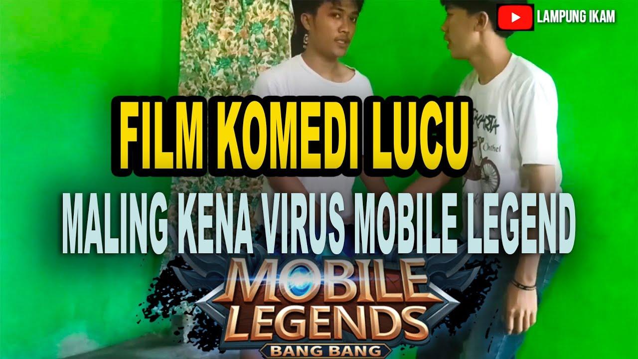 Film comedi lucu,Maling kena virus mobile legend