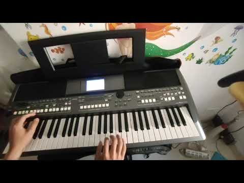 This is what you came for yamaha PSR-S670 using S975 Plus DJ.sty
