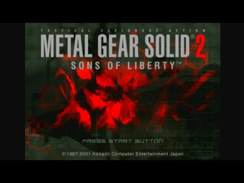 タンカー編 - METALGEAR SOLID 2 SONS OF LIBERTY