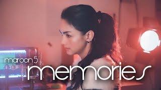 Download MEMORIES - MAROON 5   Metha Zulia (cover)