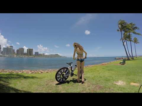 The Solar Bike from Solar Motion, Corp.